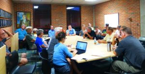 Kalamazoo Bike Club Meeting