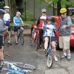 Bike Camp Recumbant