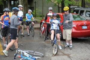 Bike Camp Recumbant