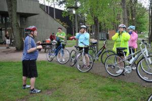 Bike Camp Helmet Fit