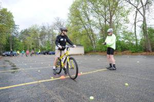 Bike Camp Drills