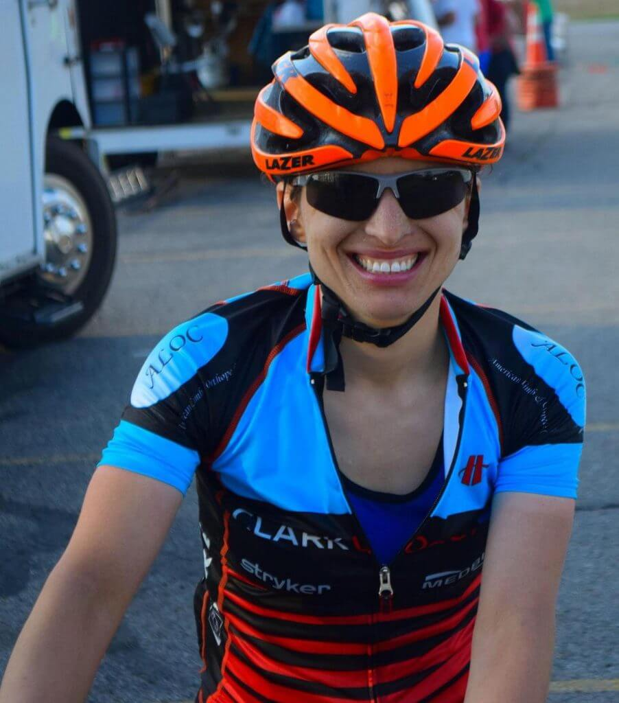 Crisscrossing the State for Safety: A solo ride in support of the Kalamazoo Bicycle Club Education Efforts